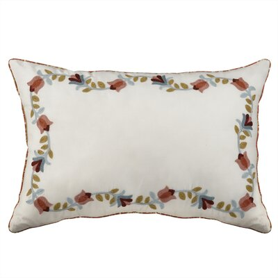 Willow City Cotton Breakfast Pillow