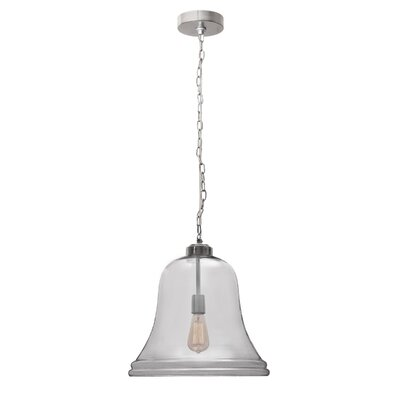 Bastogne 1-Light Mini Pendant
