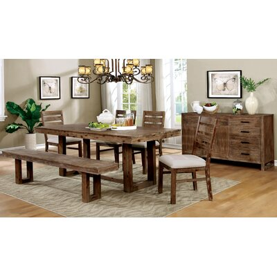 Grenadille 6 Piece Dining Set