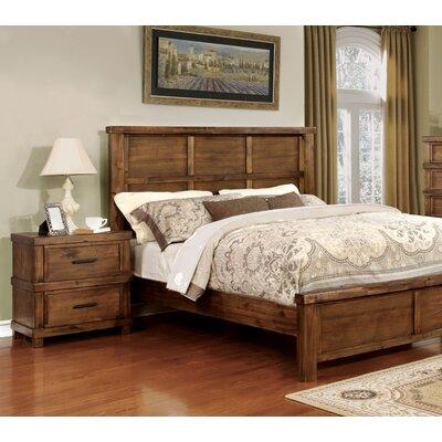 Hemenway Rustic Panel Customizable Bedroom Set
