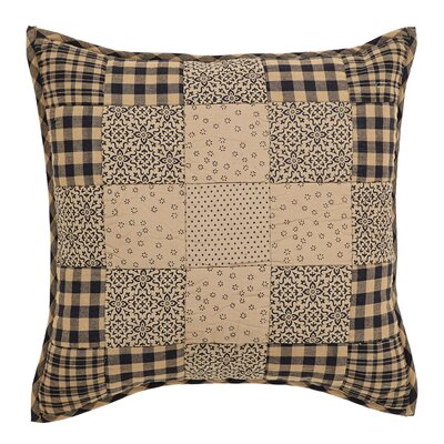 De Soto Quilted Cotton Pillow Cover