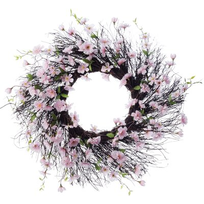 26 Apple Blossom Wreath