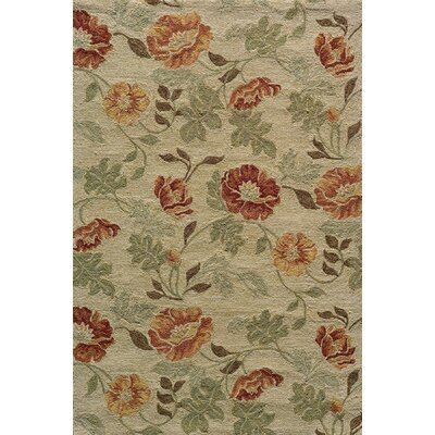 Moten Sand�Indoor/Outdoor Area Rug Rug Size: Rectangle 5 x 8