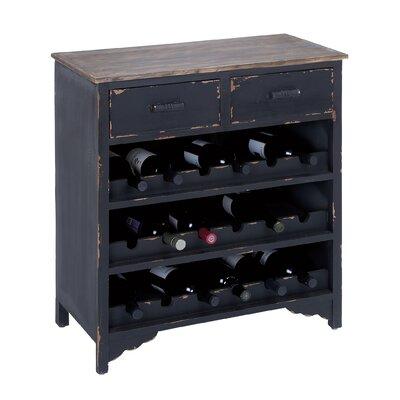 Lorimier 18 Bottle Floor Wine Rack
