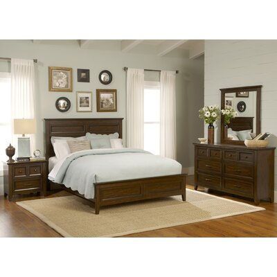 Mortemart Panel Customizable Bedroom Set