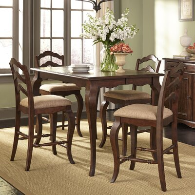 Aspremont 5 Piece Dining Set