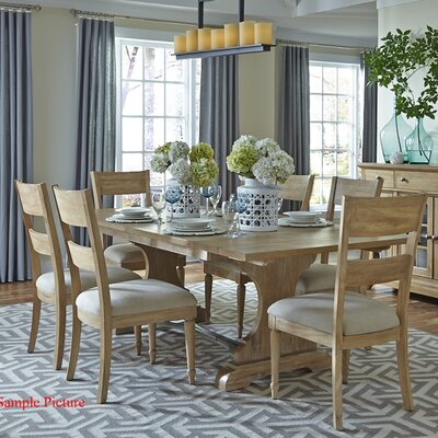 Rosie Trestle Dining Table