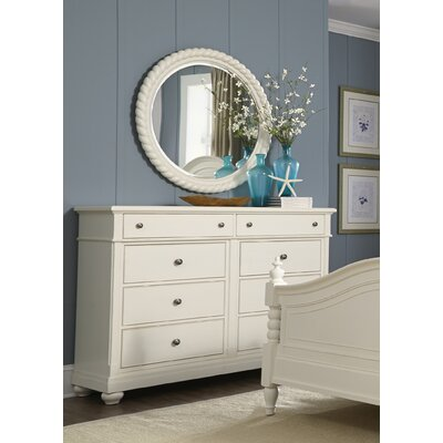 Saguenay 8 Drawer Double Dresser