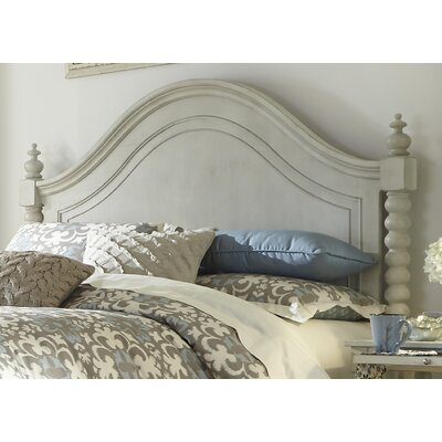 Saguenay Panel Headboard Size: Queen, Color: Dove Gray