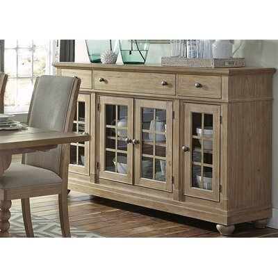 Saguenay Sideboard Color: Sand