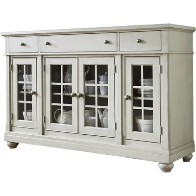Saguenay Sideboard Color: Dove Gray