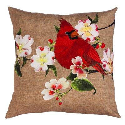 Zettie Indoor/Outdoor Throw Pillow