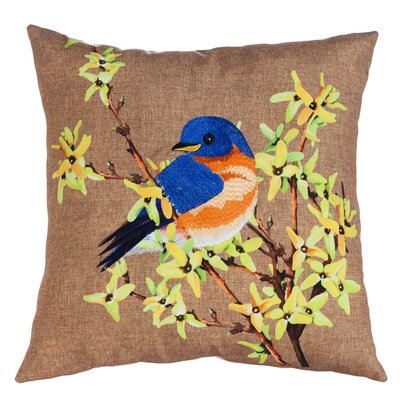 Meansville Indoor/Outdoor Throw Pillow