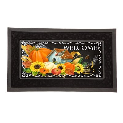 Bailee Birdhouse Switch Doormat AGGR1469 34945662