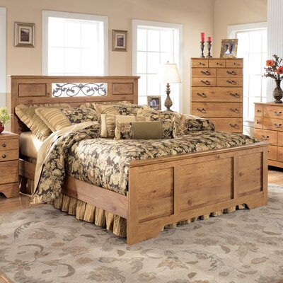 Cheyanne Queen Panel Bed