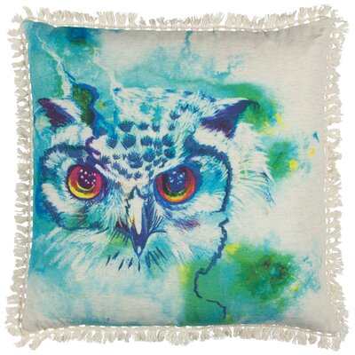 Langelier Cotton Throw Pillow