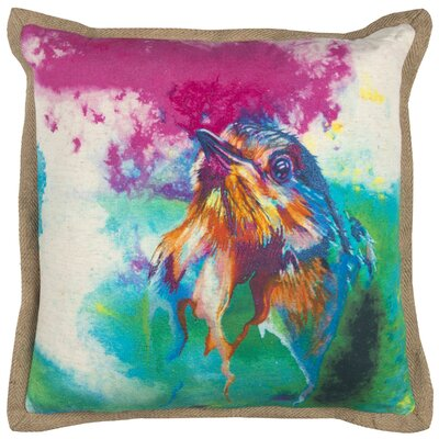 Laurentides Cotton Pillow Cover