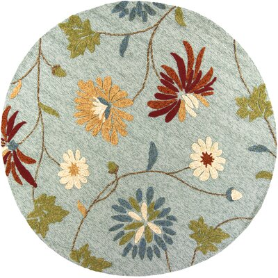 Keira Blue Sofia Outdoor Area Rug Rug Size: Rectangle 76 x 96