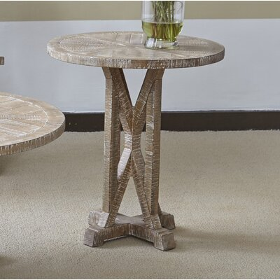 Cheyenne End Table Color: Bisque