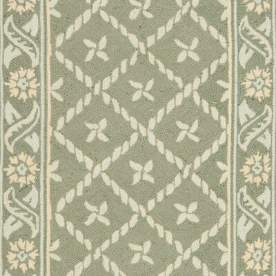 Pipers Green Area Rug Rug Size: Runner 22 x 12