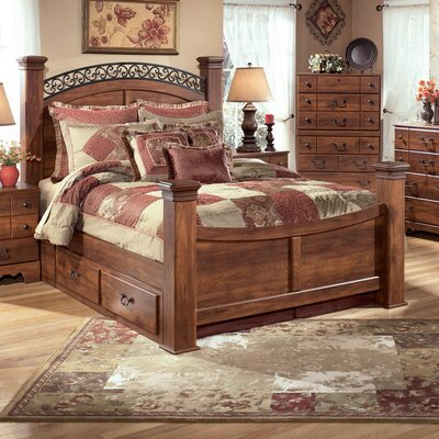 Elle Queen Panel Configurable Bedroom Set