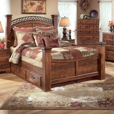 Elle Poster Panel Customizable Bedroom Set