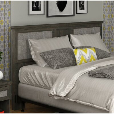 Middleton King Upholstered Panel Headboard
