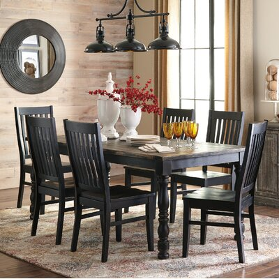 Sainfoin 7 Piece Dining Set