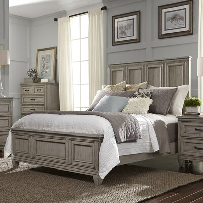 Grace Panel Customizable Bedroom Set