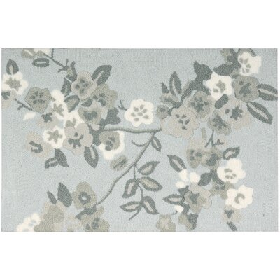 Chatelaine Hand-Tufted Light Blue Area Rug