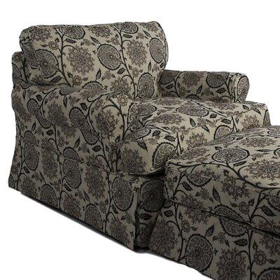 Callie Polyester Armchair Slipcover