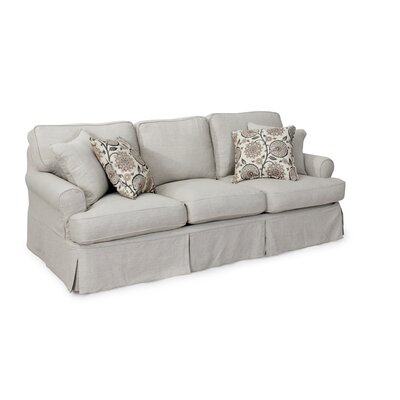 Callie Sofa T-Cushion Slipcover Set