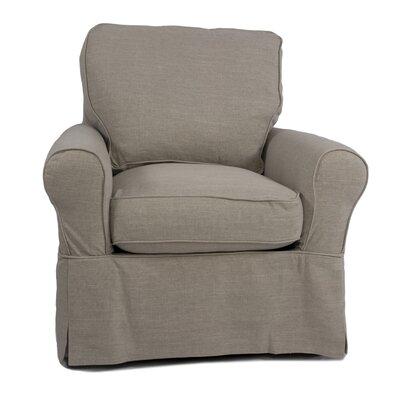 Callie Armchair T-Cushion Slipcover