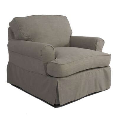 Callie T-Cushion Armchair Slipcover