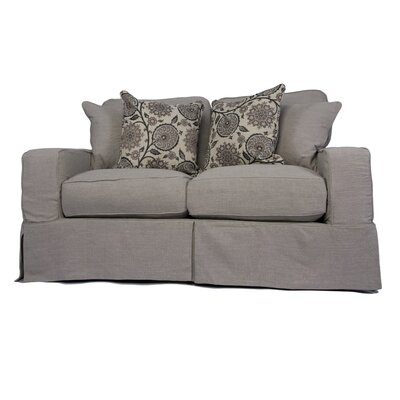 Columbus Loveseat Slipcover Set