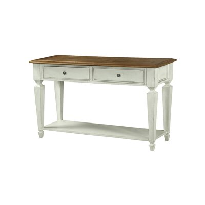 Topsfield Rectangular Console Table