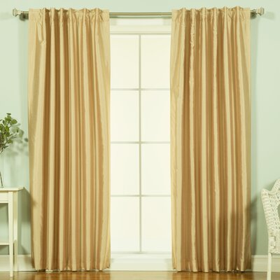 Taryn Thermal Curtain Panels