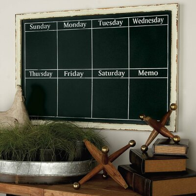 Superior Wood Wall Memo Board