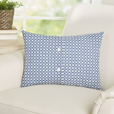 Caille Cotton Boudoir Pillow