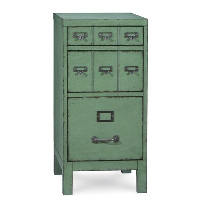 3 Drawers Accent File Cabinet