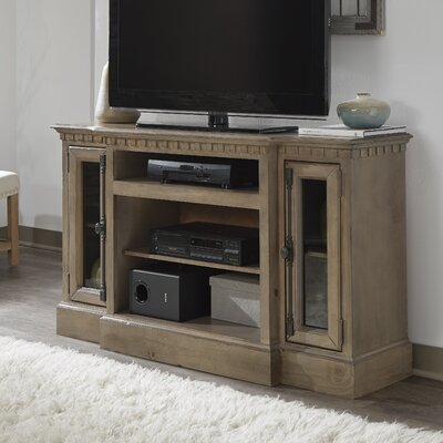 Rockwood 54 TV Stand Color: Antique Mist