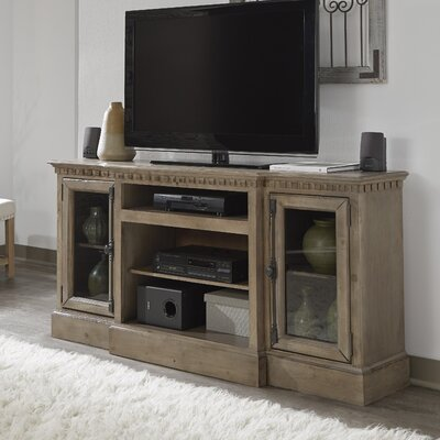 Rockwood 64 TV Stand Color: Antique Mist