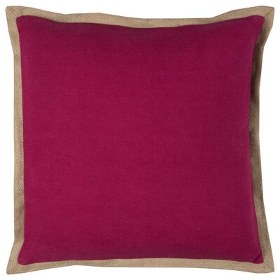 Carrington Pillow Cover with Hidden Zipper