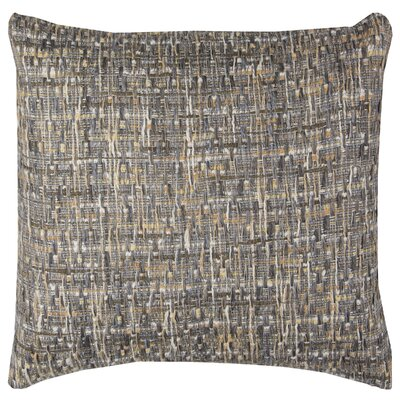 Chaudiere Cotton Pillow Color: Gray