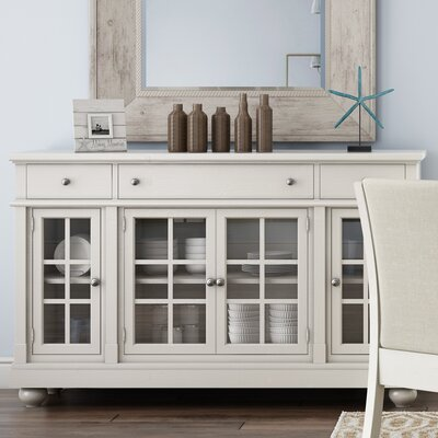Saguenay Sideboard Color: Linen