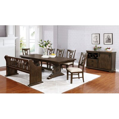 Alyssa 6 Piece Dining Set