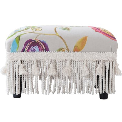 Annette Decorative Ottoman