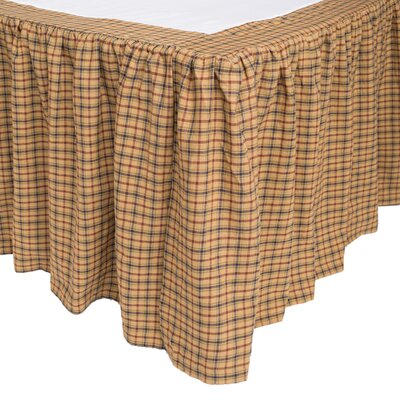 Lorena Bed Skirt Size: Twin