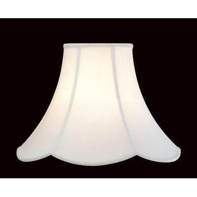 Fabric Bell Lamp Shade Size: 18 W x 18 D x 14 H
