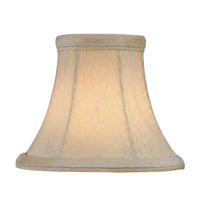 5 Fabric Bell Candelabral Shade